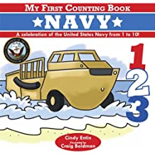 My First Counting Book: Navy (English Edition)