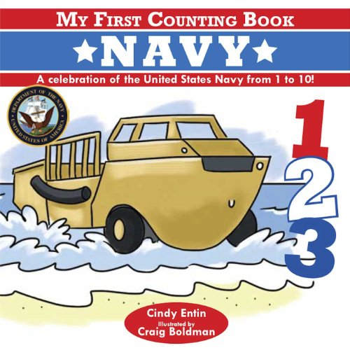 Ebooks My First Counting Book: Navy Descargar PDF