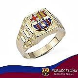 Sello escudo F.C. Barcelona oro de ley 9k role x grande [6555] - Modelo: 0510-123