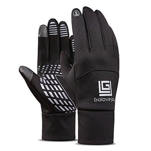 Skysper Fahrradhandschuhe Outdoor Handschuhe im Winter Sporthandschuhe für Herren und Damen