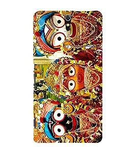 Lord Balaji Venkateshwara 3D Hard Polycarbonate Designer Back Case Cover for Sony Xperia C5 Ultra Dual :: Sony Xperia C5 E5533 E5563