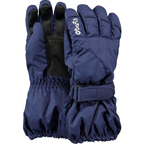 Barts Jungen Handschuhe Blau (Navy) 4 (Kinder-eis-blau-bekleidung)