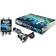 Pyle 35 W 6000 K luz individual Beam H7 HID Xenon Kit de conversión para coche