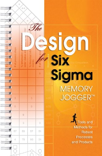 the-design-for-six-sigma-memory-jogger-tools-and-methods-for-robust-processes-and-products-english-e