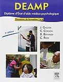DEAMP Diplôme d'Etat d'aide médico-psychologique : Domaines de formation 1 à 6