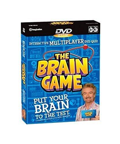 Unbekannt Imagination Games 4411 - Das Hirn Spiel DVD Spiel - - Spiel Dvd-spiel