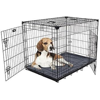 Lucky Dog Cage pour Chien 91 L x 61 W x 68.58cm H