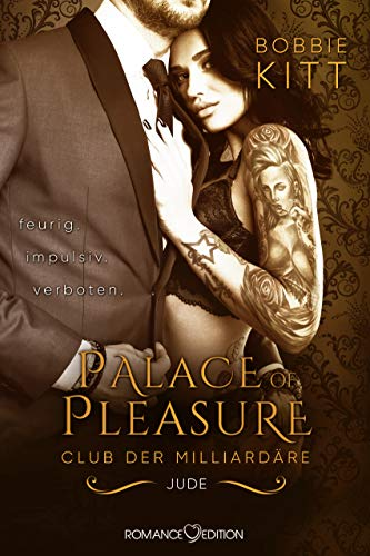 Palace of Pleasure: Jude (Palace of Pleasure: Club der Milliardäre 4)