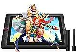 """XP-Pen Artist 15.6 Pro Tablette Graphique avec Ecran HD IPS 15.6"""" Stylet à 8192 Niveaux avec Fonction Tilt - Tablette Dessin Numérique Idéal"""
