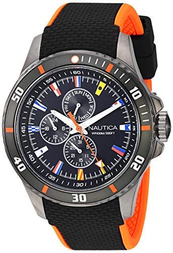 Nautica orologio casual napfrb017
