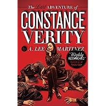 LAST ADVENTURE OF CONSTANCE VERITY