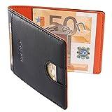 Best Gifts Men Under 30s - HOEASY Money Clip RFID Wallet for Men Review