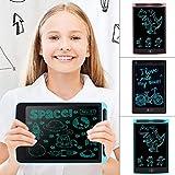 Suidone Tavoletta Elettronica LCD da 6,5 Pollici con tavoletta per Scrittura a Mani libere per Bambini Tablet PC
