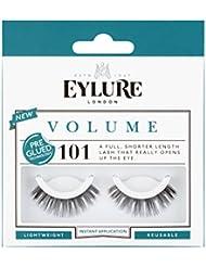 Eylure Volume pré collés Faux Cils - Non 101