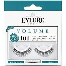 Eylure Volumen No. 101 Pre-encolada, 1er Pack (1 x 2 piezas)