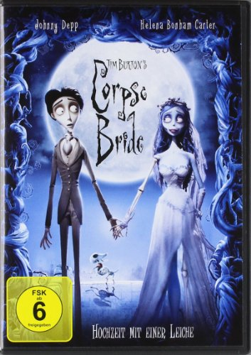 Tim Burton's Corpse Bride - Hochzeit mit einer Leiche (Für Gute Die Halloween-spiele Preise)