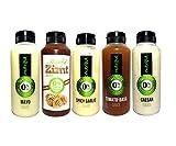 Nutriful Sauce Mix Box 0% Fett und Zucker thumbnail