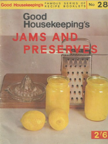 good-housekeepings-jams-preserves-english-edition