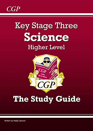 KS3 Science Study Guide - Higher (CGP KS3 Science)