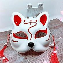 Máscara de Media máscara para Disfraz de Zorro Elegante para Fiestas ...