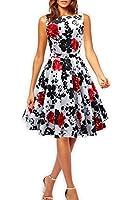 Black Butterfly 'Audrey' Vintage Serenity 50's Dress