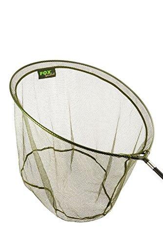 FOX Specialist Landing Net 30' - Kescherkopf für Unterfangkescher, Keschernetz für Karpfenkescher, Netz für Kescher zum Angeln