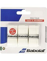 Surgrip Babolat Pro Tour x3 Blanc 2016