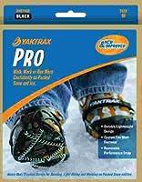 La Owney Yaktrax Pro Catene da Neve il prodotto nel coloreNero è ideale per i giorni particolarmente invernali.Il Yaktrax Pro funziona come una catena da nevePer Scarpe e rende l' inverno e bastoneGassi marce su ghiaccio, neve e traumatica si...