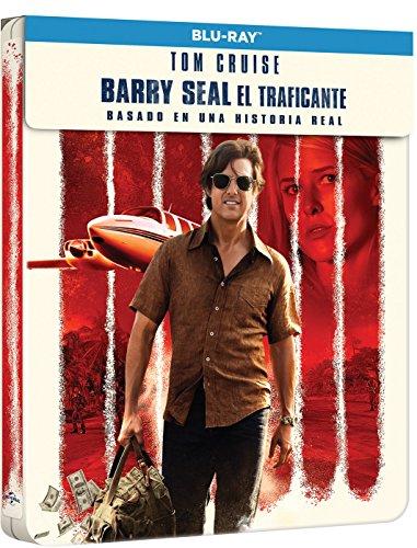 Barry Seal: El Traficante (Ed. Especial Metal) – Ed. Limitada [Blu-ray] 51aC94BXB1L