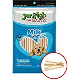 JerHigh Milky Stix, 100 G (Pack Of 5)