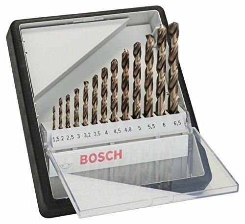 Bosch Pro 13tlg. Metallbohrer-Set HSS-Cobalt Robust Line