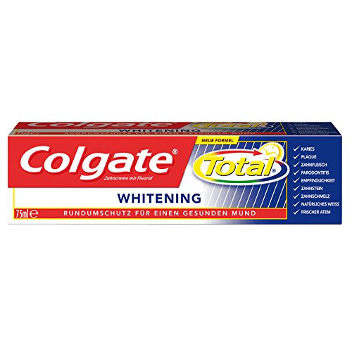Colgate Total Plus Whiten 75 ml
