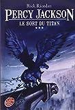 percy jackson tome 3 le sort du titan