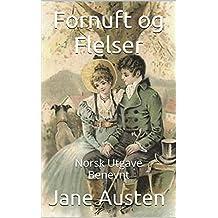 Fornuft og Flelser - Norsk Utgave - Benevnt: Norsk Utgave - Benevnt (Norwegian Edition)