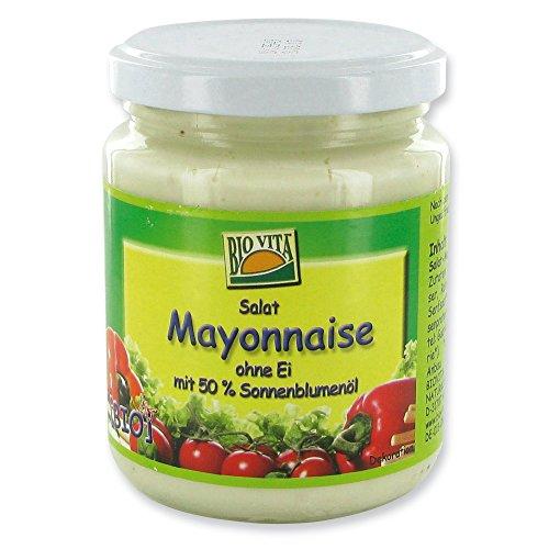 Bio-mayonnaise (BIO VITA Bio Mayonnaise, 250 ml)