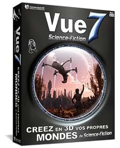 Cornucopia 3D - Vue Science-fiction