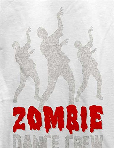 Zombie Dance Crew T-Shirt Weiß