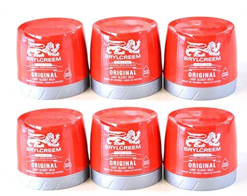Brylcreem Brylcream Original Hair Styling x 6 250ml Each