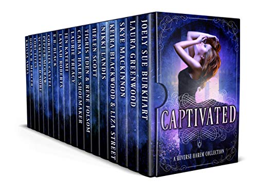 Captivated: A Limited Edition Reverse Harem Collection (English Edition)