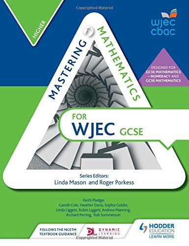 Mastering Mathematics for WJEC GCSE: Higher by Gareth Cole (2015-10-30)