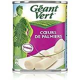 Géant Vert Coeurs De Palmiers - ( Prix Par Unité ) - Envoi Rapide Et Soignée