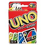 UNO Card Game (2013 Refresh) 42003 UNO Card 2013 Refresh Edition Game