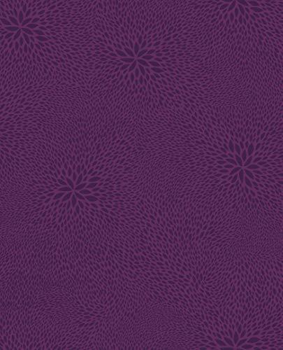Décopatch Papier No. 652 Packung mit 20 Blätter (395 x 298 mm, ideal für Ihre Papmachés) violett, blättermosaik
