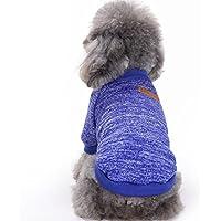 Jersey de invierno para perros de tamaño pequeño