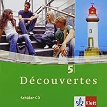 Découvertes / Passerelle. Schüler-CD - Band 5