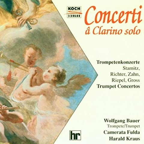 Solo Trumpet Concerti