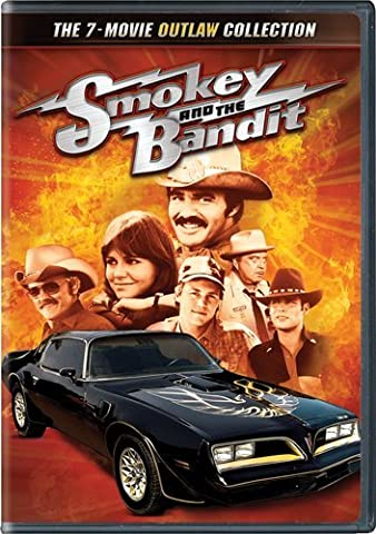 Smokey And The Bandit - Smokey & The Bandit: The 7-Movie Outlaw