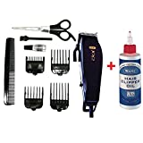 Wahl 79233-017 HomePro 100 Series Mains Operated Hair Clipper with extra FREE Wahl 3310 Clipper Oil