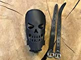 ORLETANOS Skull Flaschehalter kompatibel mit Harley Davidson Dosenhalter Getränkehalter Hot Rod V8...