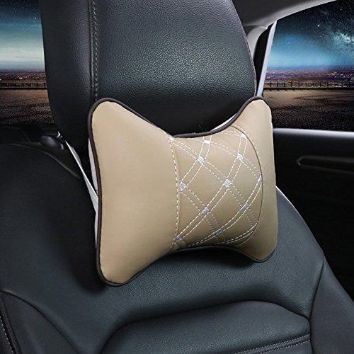 Sedeta® Four Seasons général des transports automobiles Forme osseuse du cou Coussin de repos Oreiller Mat Pad oreiller pour le cou avec une bonne qualité fashional durable fonction